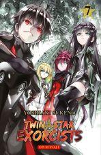 Twin Star Exorcists: Onmyoji Bd. 07