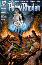 Perry Rhodan Comic # 05 Variant-Cover-Edition