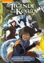 Legende von Korra, Die # 01