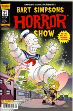 Bart Simpsons Horror Show # 21