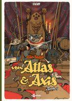 Saga von Atlas und Axis, Die # 03