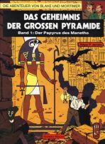 Blake und Mortimer # 01 - Der Papyrus des Manetho
