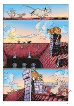 Mosaik # 501 - Ein Feuer schreibt Geschichte