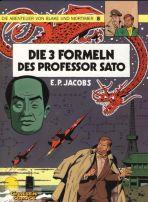 Blake und Mortimer # 08 - D. drei Formeln des Professor Sato