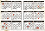 Virus Kalender 2018