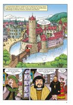 Mosaik # 502 - Die Rückkehr des weißen Ritters