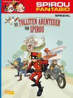Spirou + Fantasio Spezial # 24 - Die tollsten Abenteuer von Spirou
