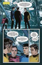 Star Trek Comicband # 15 - Die neue Zeit 09