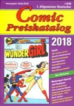 Comic-Preiskatalog 2018 (# 43) HC
