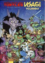 Teenage Mutant Ninja Turtles / Usagi Yojimbo - Namazu
