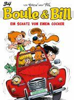 Boule & Bill # 34 - Ein Schatz von einem Cocker