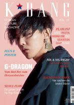 K*bang Vol. 11 - Nr. 03/2017 - G-Dragon Edition (Variant-Cover)