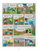 Schlümpfe, Die # 35 - Die Schlümpfe und die lila Bohnen