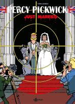 Percy Pickwick # 24 - Just Married