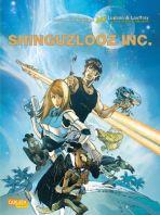 Valerian und Veronique Spezial # 02 - Shinguzlooz Inc.