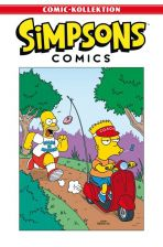 Simpsons Comic-Kollektion # 04 - Fit für den Sommer in 140 Seiten