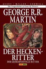 Heckenritter, Der # 03 HC - Der Geheimnisvolle Ritter