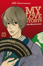 My Love Story!! - Ore Monogatari Bd. 07 (von 13)