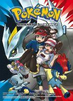 Pokémon Schwarz 2 und Weiss 2 Bd. 01