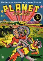 Planet Comics # 02