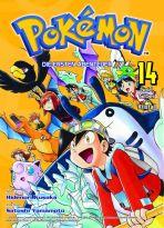 Pokémon - Die ersten Abenteuer Bd. 14 - Gold, Silber und Kristall