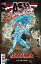 ASH - Austrian Superheroes # 11