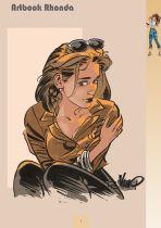 Rhonda Artbook