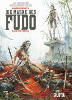 Maske des Fudo, Die 02 (von 4)