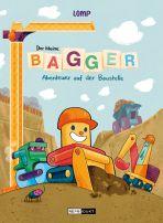 Kleine Bagger, Der (01) - Abenteuer auf der Baustelle (Ohne Worte)