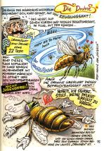Comic-Bibliothek des Wissens: Bienen
