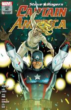 Captain America: Steve Rogers # 05 (von 7)