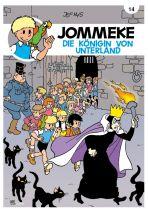 Jommeke # 14 - Die Königin von Unterland