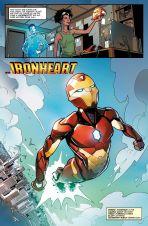 Iron Man Sonderband (Serie ab 2017) # 03 (Invincible) - Die Suche nach Tony Stark