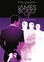 James Bond 007 # 06 (Splitter) VZA - Kill Chain