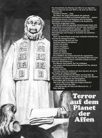 Planet der Affen Archiv # 01 (von 4)