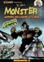 U-Comix präsentiert: Monster, Zombies und lauter so'n Zeug