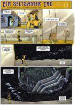 Ein seltsamer Tag # 1 - Robotermärchen