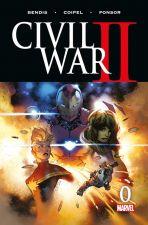 Civil War II Paperback HC