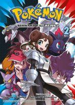 Pokémon Schwarz 2 und Weiss 2 Bd. 02