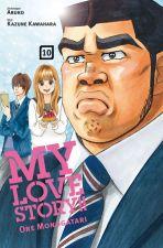 My Love Story!! - Ore Monogatari Bd. 10 (von 13)