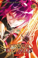 Twin Star Exorcists: Onmyoji Bd. 10