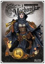 Lady Mechanika # 03