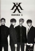 K*bang Notizheft - MONSTA X