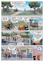 Neuen Abenteuer von Herrn Hase, Die # 01 - Eine etwas bessere Welt (ohne Worte)