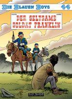 Blauen Boys, Die # 44 - Der seltsame Soldat Franklin
