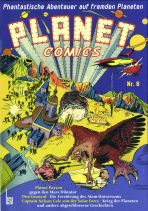 Planet Comics # 06