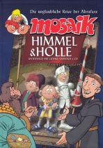 Mosaik: Himmel & Hölle
