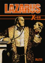 Lazarus X+66 (Spin-off)