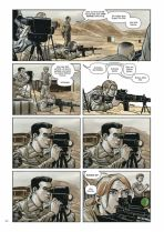 Lazarus (06) - X+66 (Spin-off)