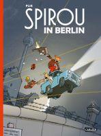 Spirou + Fantasio Spezial: Spirou in Berlin - HC